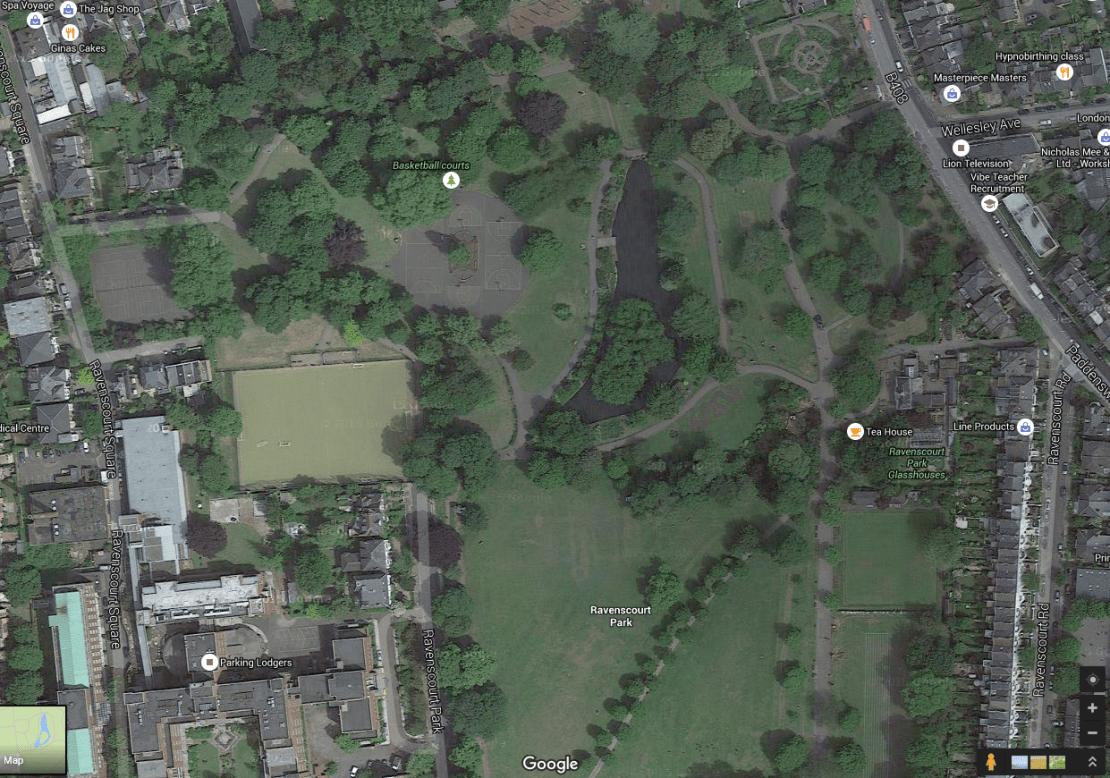 Ravenscourt Park, London.PNG