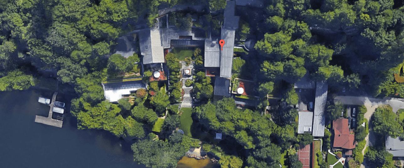 Bill gates house tour house plan 2017 for Bill gates housse