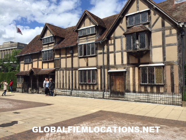 Shakespeare's-birthplace
