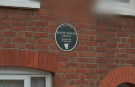 ronnie-barker-plaque