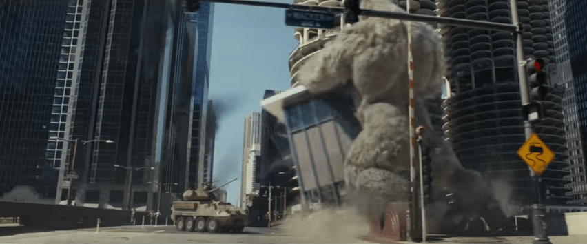 Rampage (2018) Film Locations