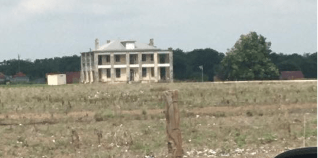 Texas Chainsaw Massacre House Location