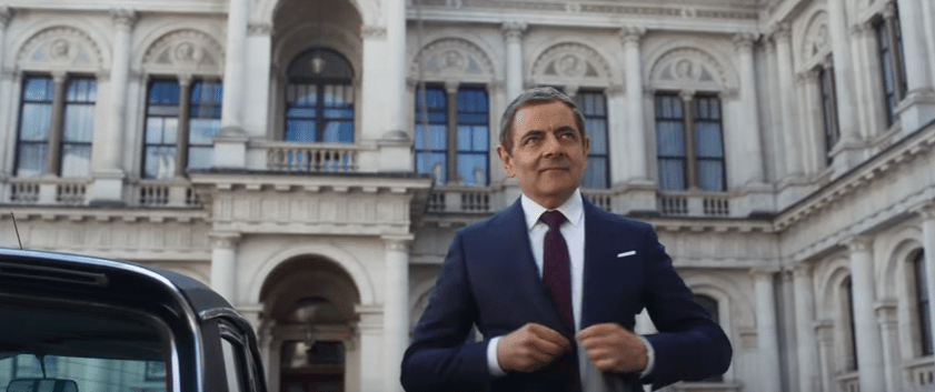Johnny English Strikes Again (2018) Film Locations