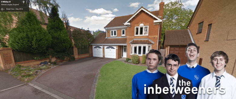 The Inbetweeners Filming Locations