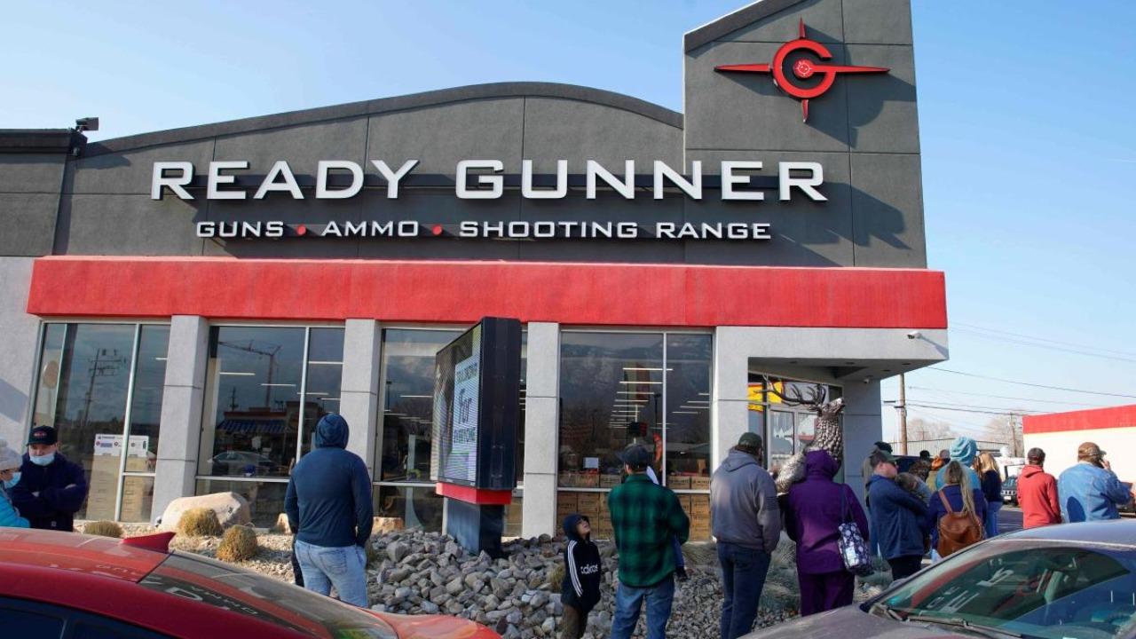 Gun Shopping