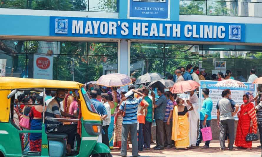 India covid cases surge