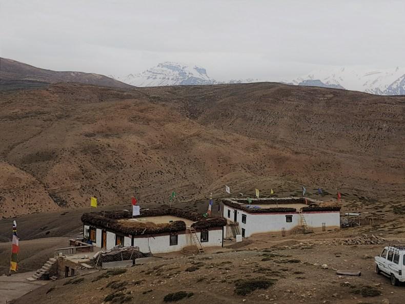 Komic: The highest Inhabitant Village in India