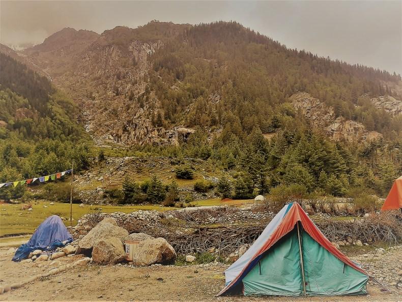 Rakcham At A Glance - Baspa Valley, Kinnaur, Himachal