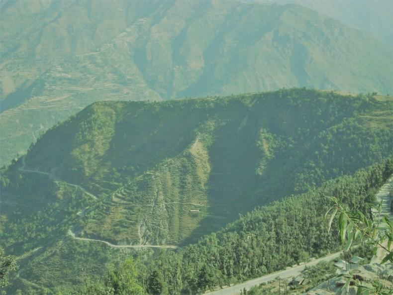 Camel Back Road in Mussoorie-Uttarakhand