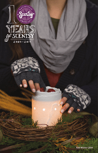 Scentsy Product Catalogue