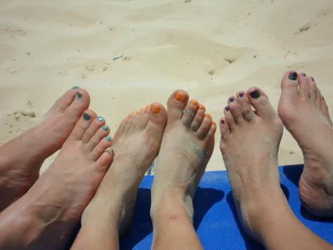 toes mexico