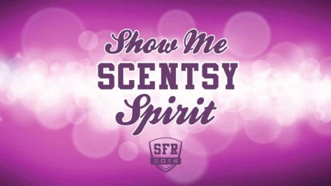 Show Scentsy Spirit