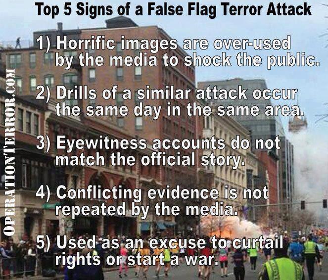 Image result for false flag