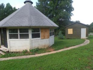 The gazebo (prayer room) and office part of the project will cost $5000.