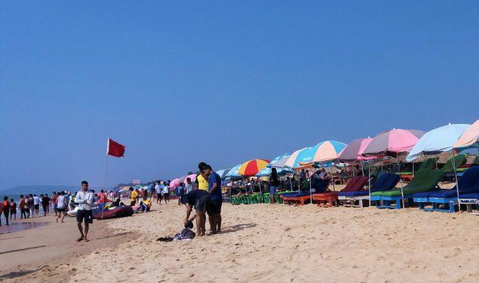South Goa beaches v North Goa beaches comparison