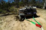 how to use a tow strap without hooks
