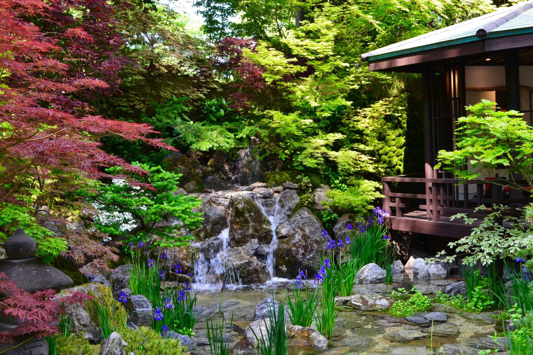 2018 Chelsea Flower Show: Artisan Garden Award Winners