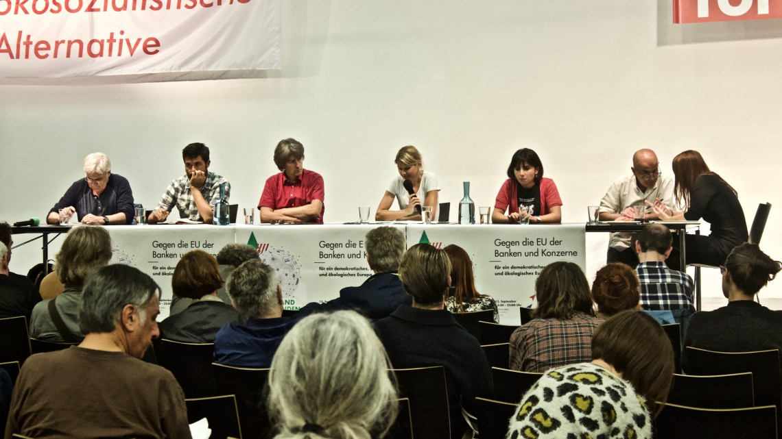 Tag 3: Alternativgipfel – Konferenz zum Widerstand
