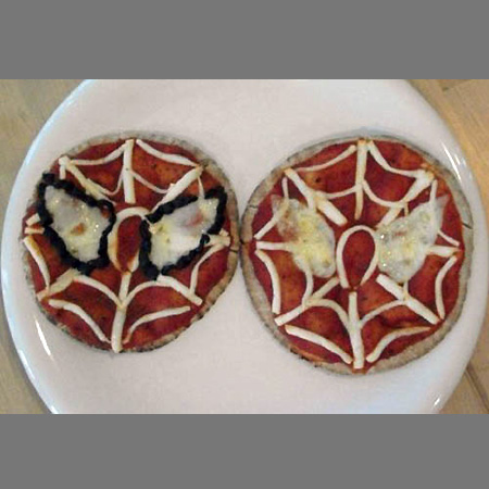 Spider-Man Pizza [pic]