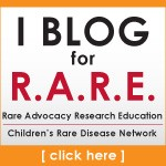 I Blog for Rare Badge