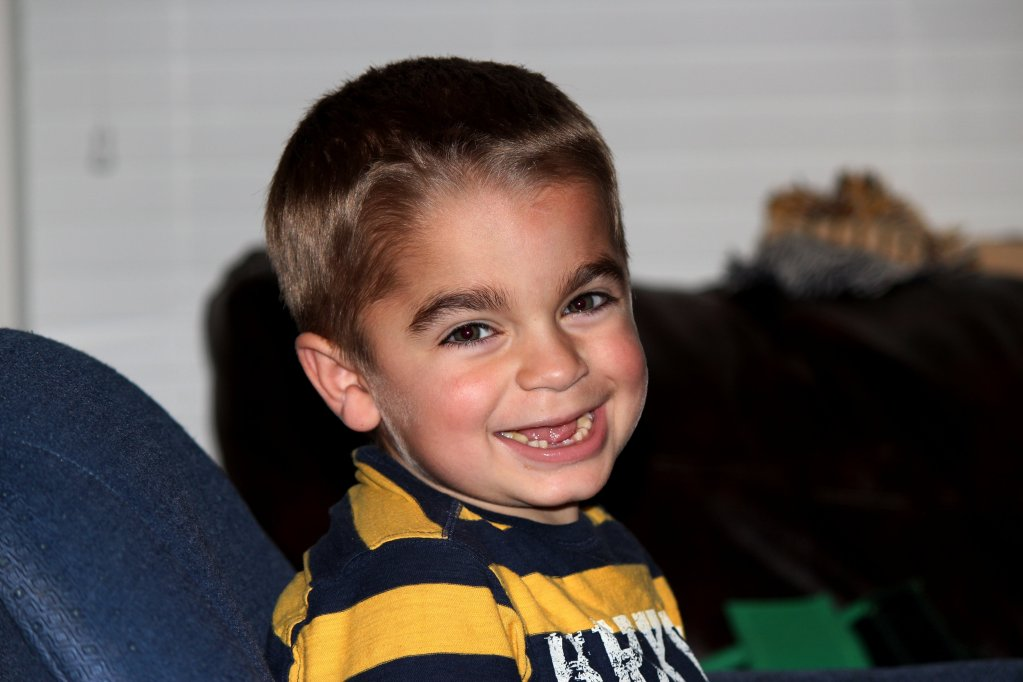 Logan Pacl Living With Sanfilippo Syndrome