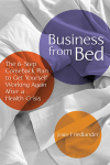 "Order ""Business From Bed"" now."