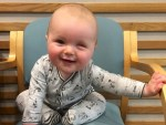 Baby with Coat's Disease Given New Eye