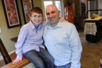 Father and Son Share Familial Hypercholesterolemia – One Common, One Rare