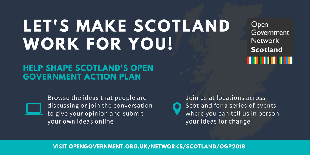 Let's make Scotland work for you!