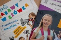 okładka do książki do szkoły podstawowej