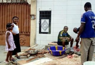 In Abidjan, Children Await the Tabaski Feast