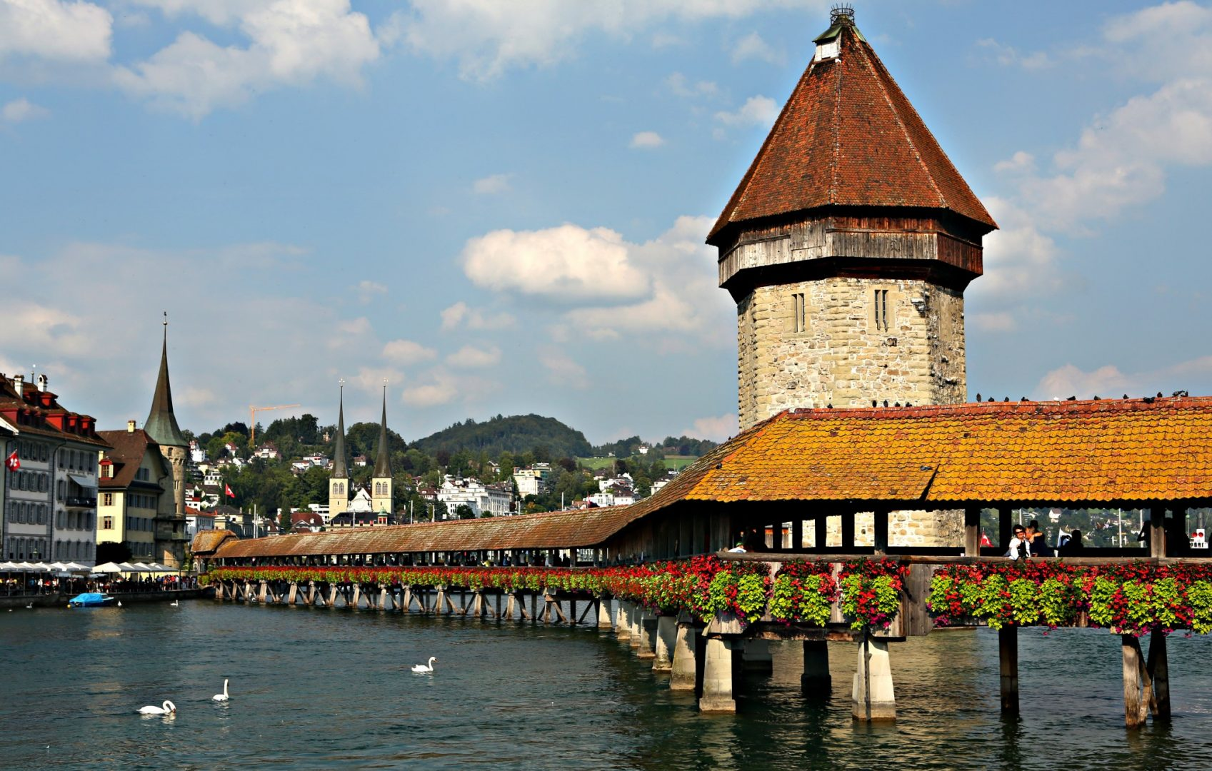 Lucerne, Switzerland: Where Medieval Meets the Modern ...