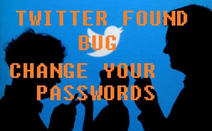 Twitter advising all 330 million users to change passwords after bug
