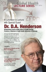 D.A. Henderson Flyer