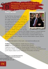 Paul Farmer Flyer