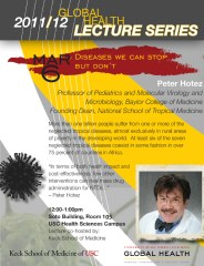 Peter Hotez Flyer