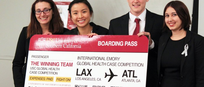 2016 USC Global Health Case Competition
