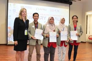 2018 APRU Global Health Case Competition