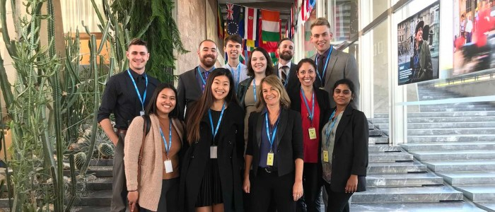 2019: USC at the 72nd World Health Assembly