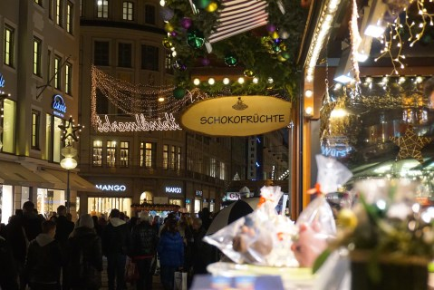 Christmas Market Munich