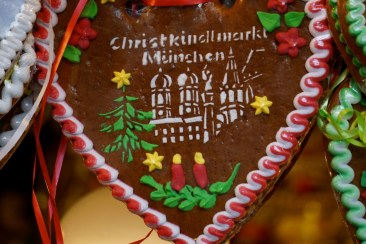 Christkindlmarkt Cookie
