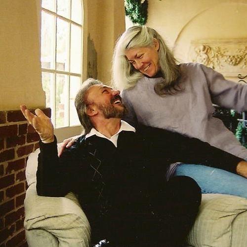 JM and Martha at home