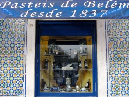 Lisbon pastry shop