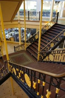 Church Street Exchange Stairs