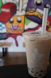 Boba Tea at Chewy Boba