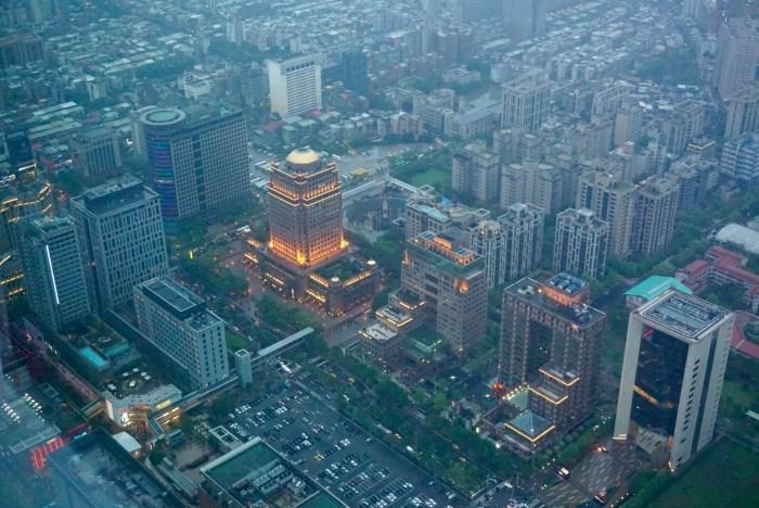 Taipei 101 City View