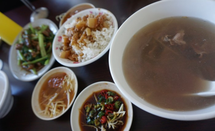 Tainan Beef Soup