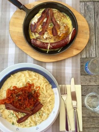 Liechtenstein food