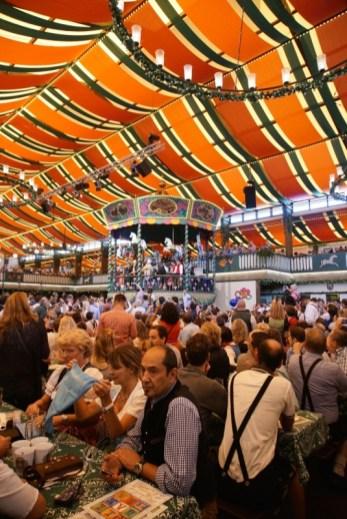 Oktoberfest Marstall Beer Tent
