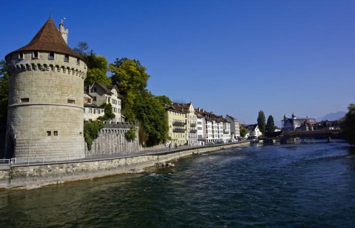 Lucerne River